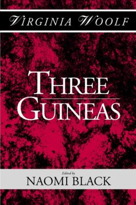 Three Guineas 9780631177241