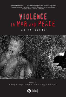 Violence in War and Peace: An Anthology 9780631223498