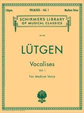 Vocalises (20 Daily Exercises) - Book I: Medium Voice 2371788