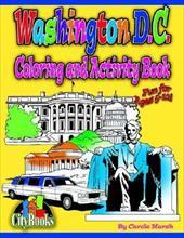 Washington DC Coloring & Activity Book 2374497