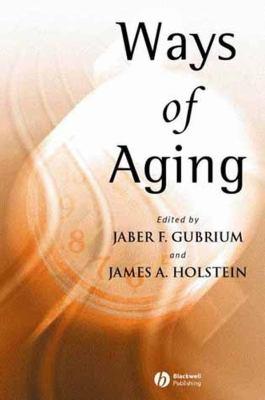 Ways of Aging 9780631230595