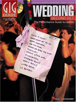 Wedding Second Set [With CD] 9780634020995