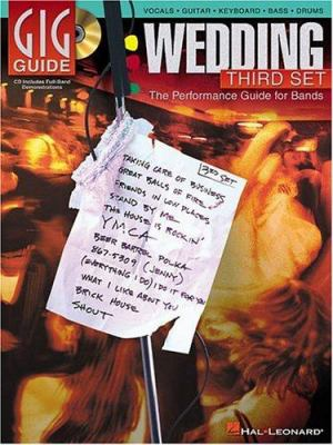 Wedding Third Set [With CD] 9780634021008