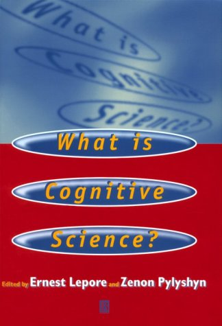 What Is Cognitive Science 9780631204947