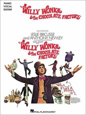 Willy Wonka & the Chocolate Factory 9780634031533