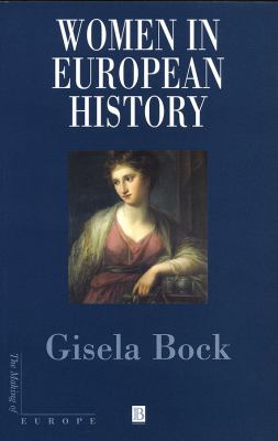Women in European History 9780631191452