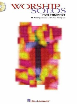 Worship Solos: For Trumpet 9780634062575