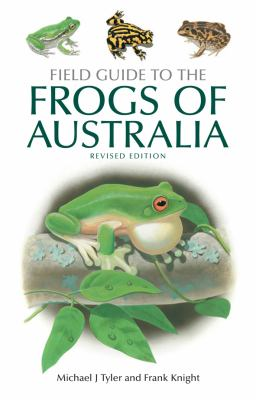 Field Guide to the Frogs of Australia 9780643103986