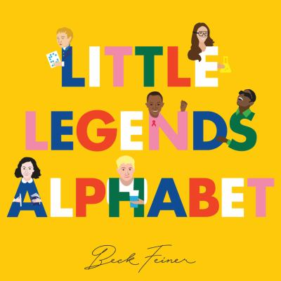 Little Legends Alphabet Book   Children's ABC Books by Alphabet Legends™