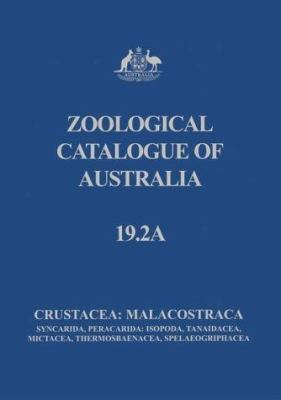 Crustacea: Malacostraca: Syncarida, Peracarida: Isopoda, Tanaidacea, Mictacea, Thermosbaenacea, Spelaeogriphacea