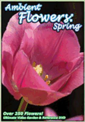 Ambient Flowers: Spring