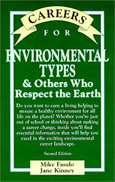 Careers for Environmental Types & Others Who Respect the Earth 9780658016486