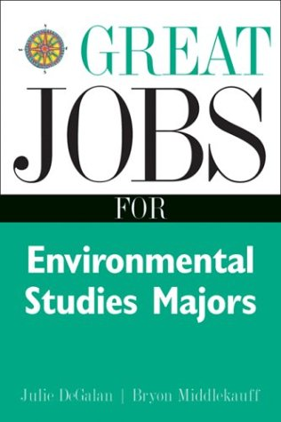 Great Jobs for Environmental Studies Majors 9780658016523