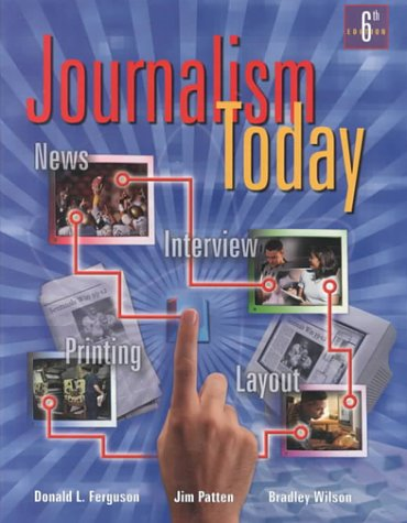 Journalism Today 9780658004049