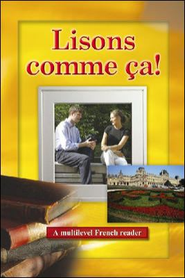 Lisons Comme Ca!: A Multilevel French Reader 9780658017414