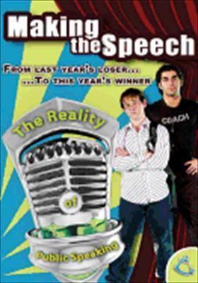 Making the Speech