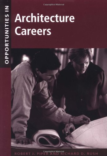 Opportunities in Architecture Careers 9780658004759