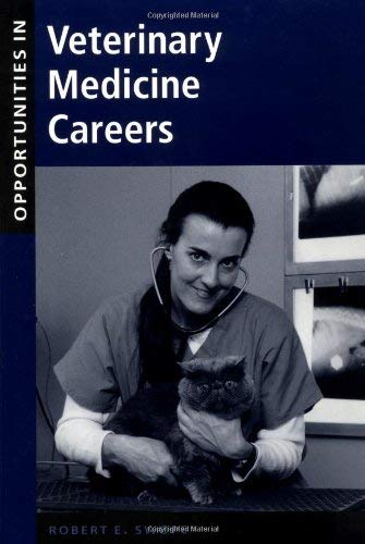 Opportunities in Veterinary Medicine Careers 9780658010552