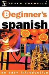 Teach Yourself Beginner's Spanish