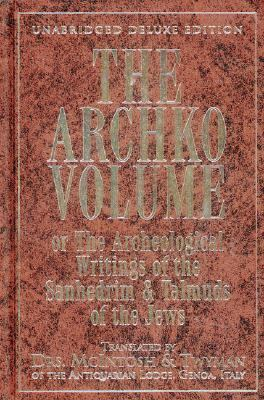 The Archko Volume 9780658009587