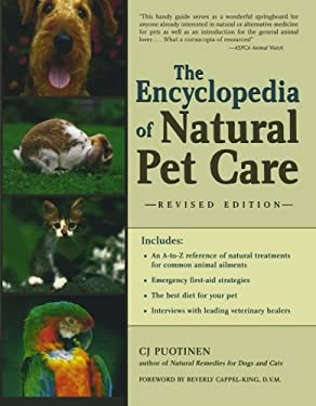 The Encyclopedia of Natural Pet Care 9780658009969