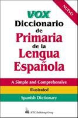 Vox Diccionario de Primaria de La Lengua Espanola 9780658000669