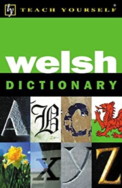 Welsh Dictionary 9780658015694