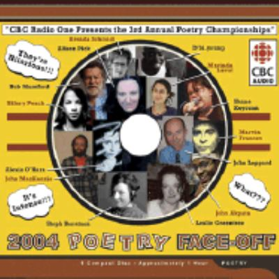 2004 Poetry Face-Off 9780660193175