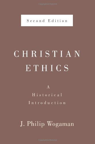Christian Ethics: A Historical Introduction 9780664234096