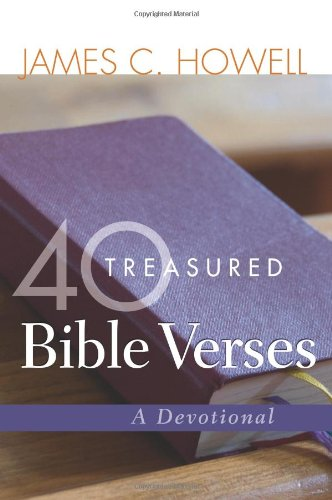 40 Treasured Bible Verses: A Devotional 9780664236533