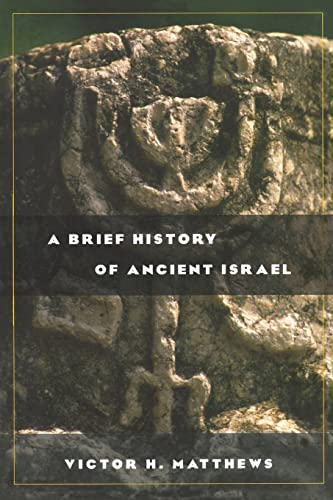 A Brief History of Ancient Israel 9780664224363
