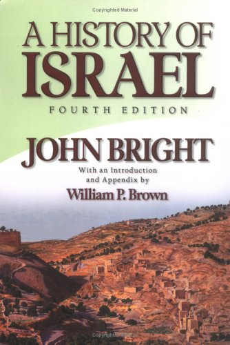 A History of Israel, Fourth Edition 9780664220686