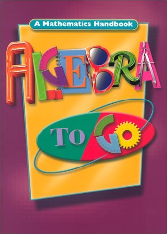 Great Source Algebra to Go: Student Edition Handbook (Softcover) 9780669471519