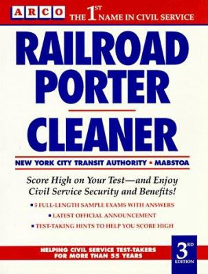 Arco Railroad Porter 9780668056373