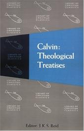 Calvin: Theological Treatises 2384019