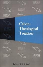 Calvin: Theological Treatises 2384019