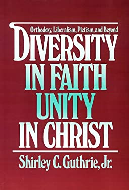 Diversity in Faith--Unity in Christ 9780664240134