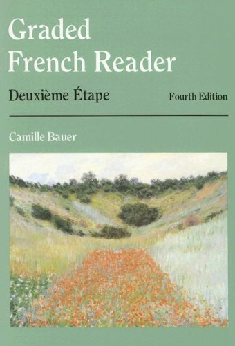 Graded French Reader: Deuxieme Etape 9780669204636