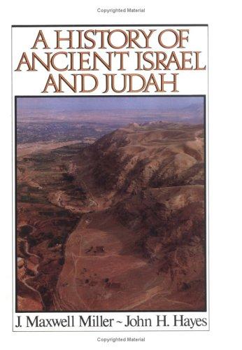 history of ancient israel by john haralson hayes  james