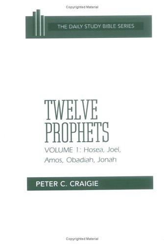 Hosea, Joel, Amos, Obadiah, and Jonah 9780664218102