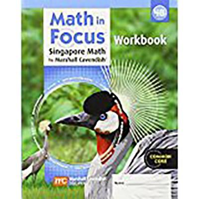 Houghton Mifflin Harcourt Math in Focus: Student Workbook, Book B Grade 4
