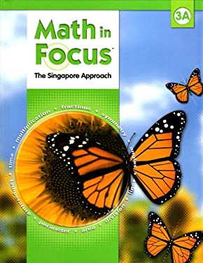 Houghton Mifflin Harcourt Math in Focus: Student Edition, Book a Grade 3 2009 9780669011005