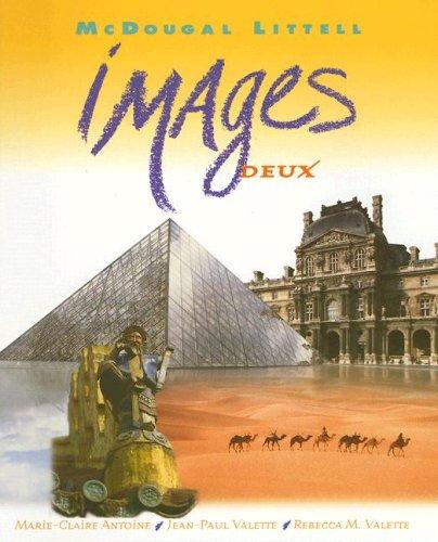 Images Deux: Lectures Faciles 9780669435245