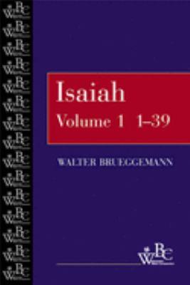 Isaiah 1-39 9780664255244