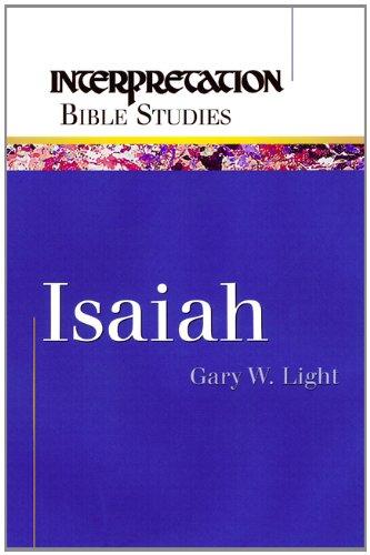 Isaiah 9780664227647