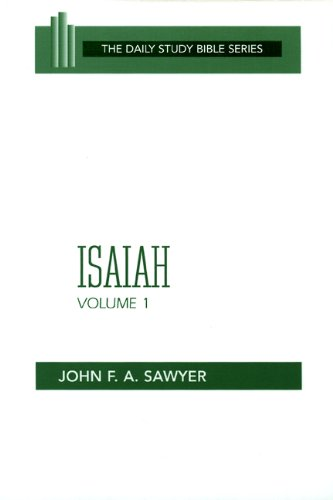 Isaiah Vol 1 (Dsb) 9780664245795