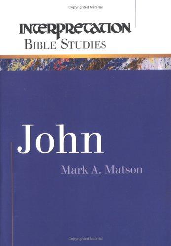 John 9780664225803