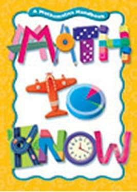 Matematicas Para Saber: Una Guia de Matematicas 9780669539592
