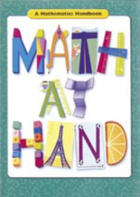 Math at Hand: A Mathematics Handbook 9780669468076