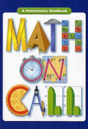 Great Source Math on Call: Handbook Softcover Grades 6-8 2004 9780669508192